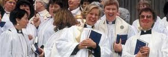 women clergy