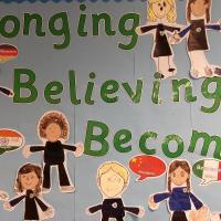 belong believe become