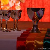 chalice at LGBT eucharist