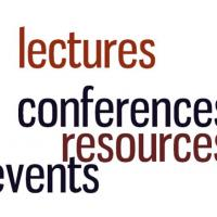 Events and conferences flyer