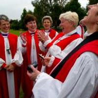 picture of women bishops